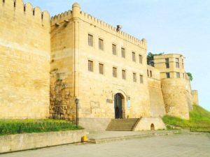 Цитадель Нарын-Кала