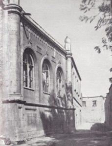 Жилой дом начала 20 века