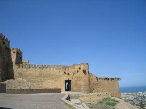 Дополнительные ворота в крепость