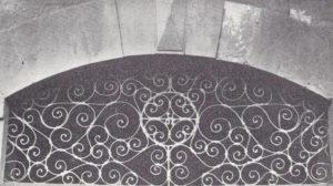 Ворота жилого дома 1904