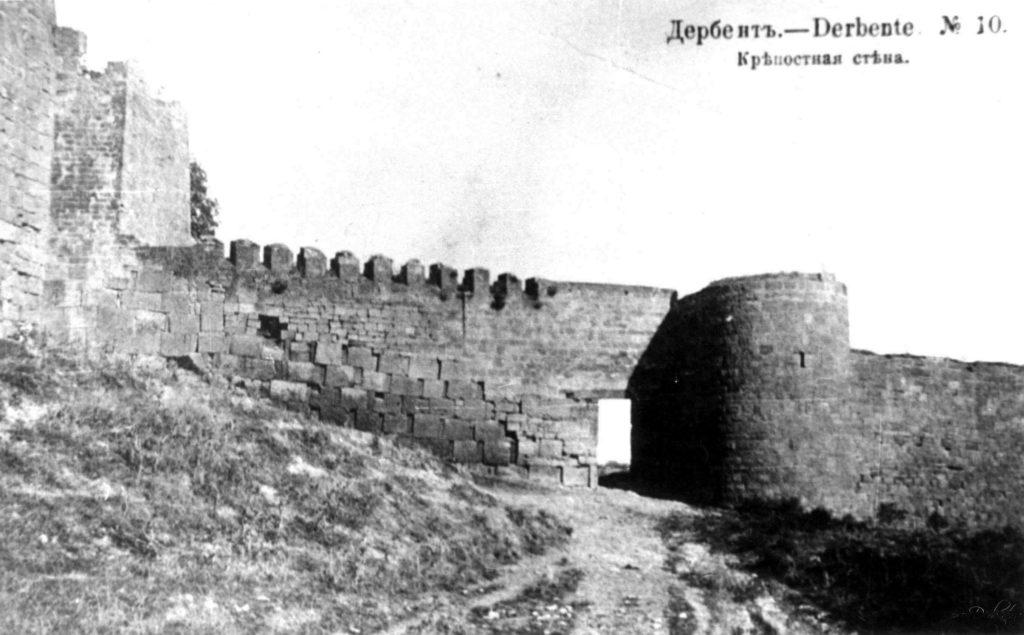 Хан-капы (тюрк. Ханские ворота, Ворота хана)