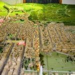 Дербент макет города