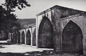 Южный фасад медресе XV-XIX