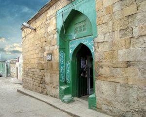 Старинная Дербентская мечеть