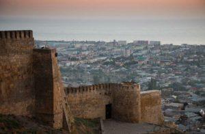 Восход и крепость