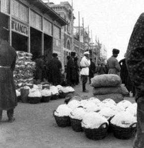 Дербент, вокзал, фото начала 20 века