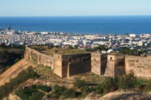 История Дербентской оборонительной системы более 2000 лет