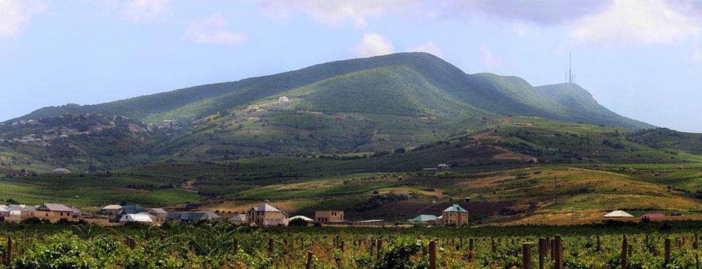 Дербентский холм