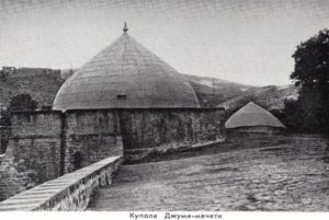 Купола Джума-мечети