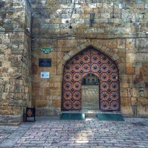 Ворота Джума мечети