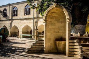 Джума-Мечеть, родник