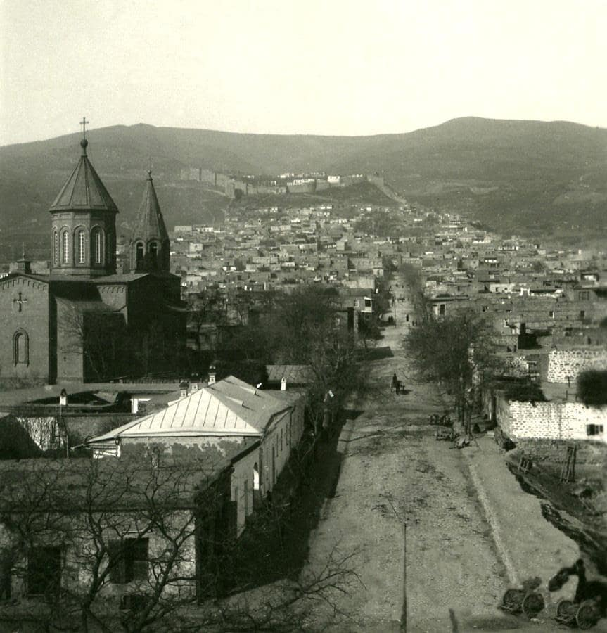 Дербентская крепость, Армянская крепость, Ермоловские ворота