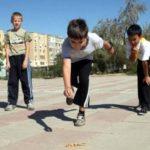 Альчики - древняя игра
