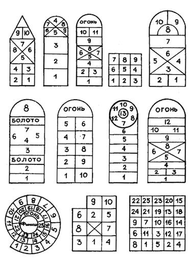 Классики - карты
