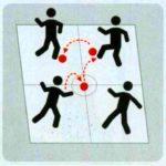 Игра тренировка для футбола
