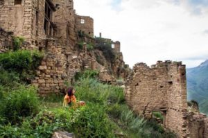 Гамсутль - село призрак