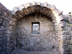 Ханская баня, свод