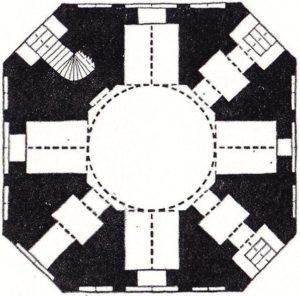 Ханский мавзолей план