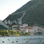 Хорватская стена хранителей соли