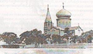 """Христианский храм """"Святого Георгия"""" (1849 года)"""