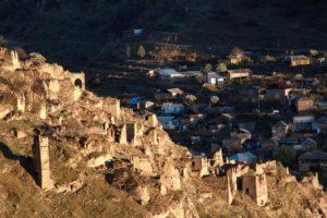 древнее село Дагестана - Кахиб