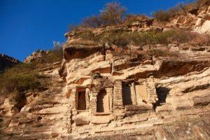 Село призрак - Кахиб