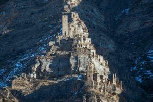 Кахиб древнейшее село призрак