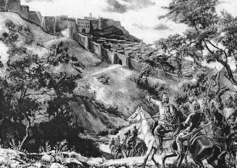 Дагестан 17 век