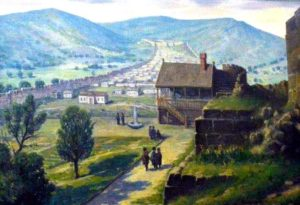 улицы Дербента 17 век