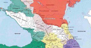 Северный Кавказ в 18 веке