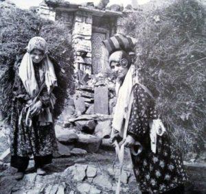 Кавказские женщины