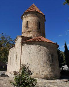 Кавказская Албания храм села Киш