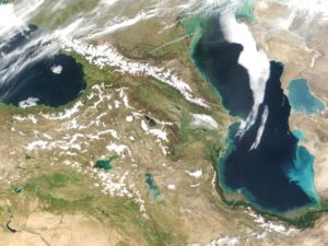 Кавказ, фото с хорошим разрешением