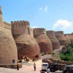 стена Кумбалгарх