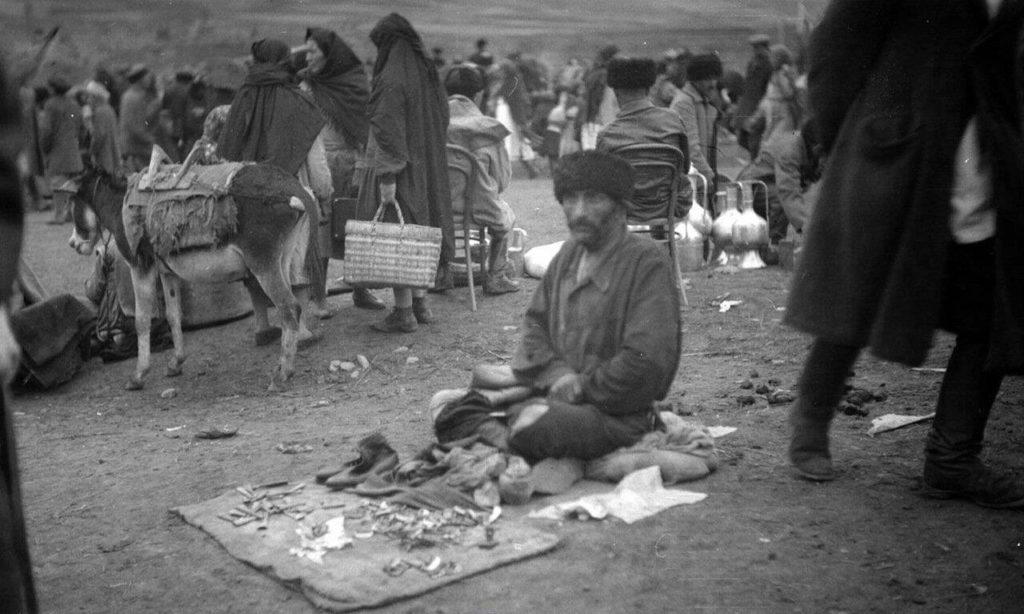 На рынке в Дагестане