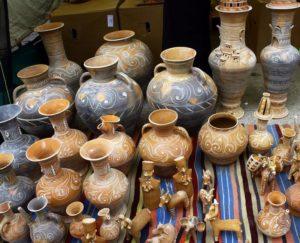 Изделия Балхарских мастеров