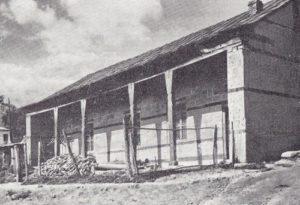 Мечеть в ауле Гуми. 1876 год