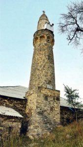 Минарет в селении Тлях