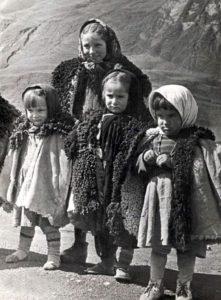 Дагестанские красавицы, горянки