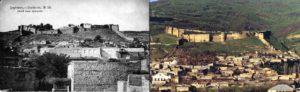 Общий вид крепости