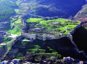 Дворцовый комплекс Дербентской крепости