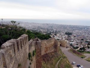 Дербент, панорама 2013 год