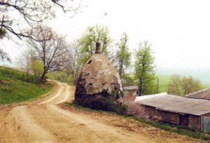 Родник в селе Гуми