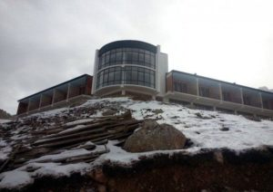 Гостиница на горе