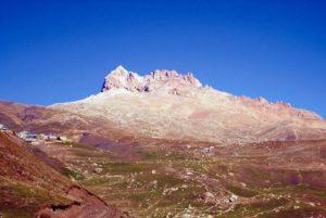 Священная гора Шалбуздаг