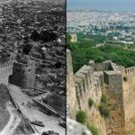 Вид с южной крепостной стены