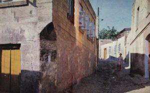 Улица старой части города