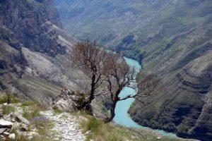 Почти вершина каньона