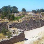 крепость Троя