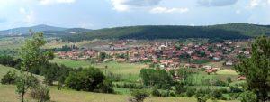 Дербент в Турции, панорама